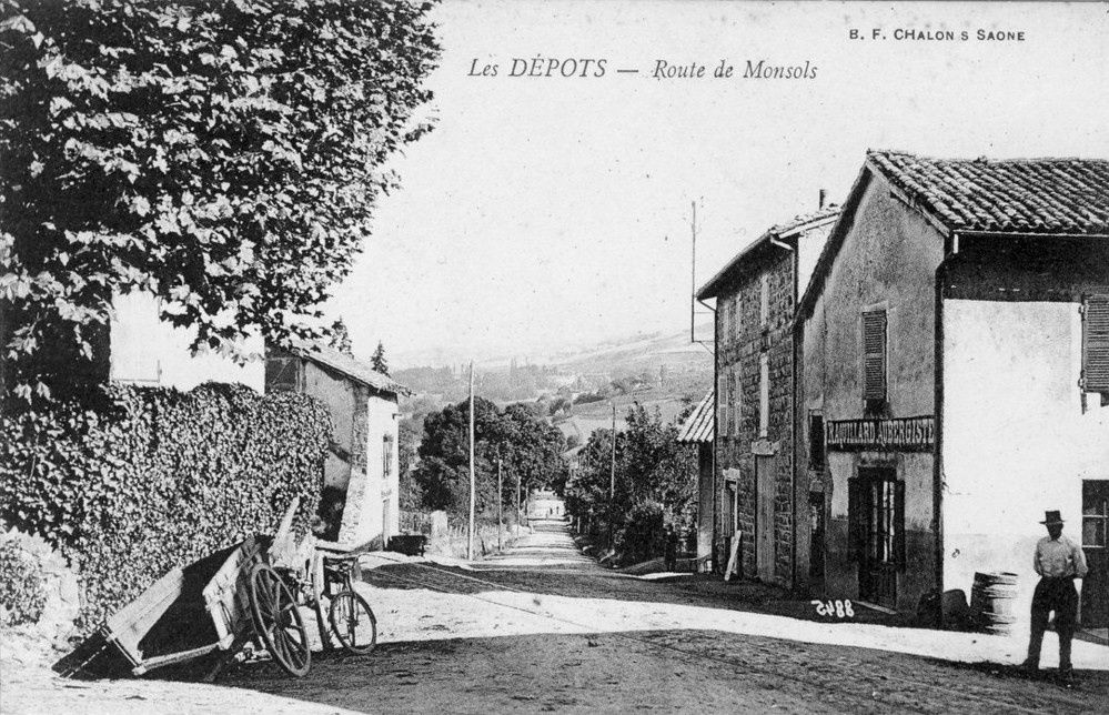 (Photos) Saint-Didier-sur-Beaujeu, Vernay en images