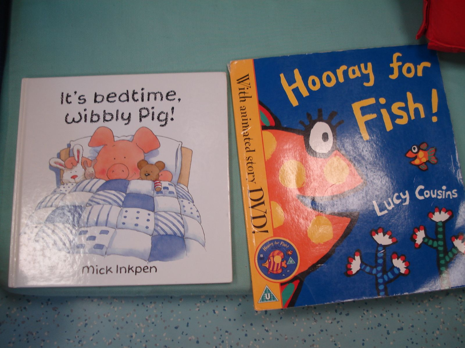 Some examples of books to read !!!