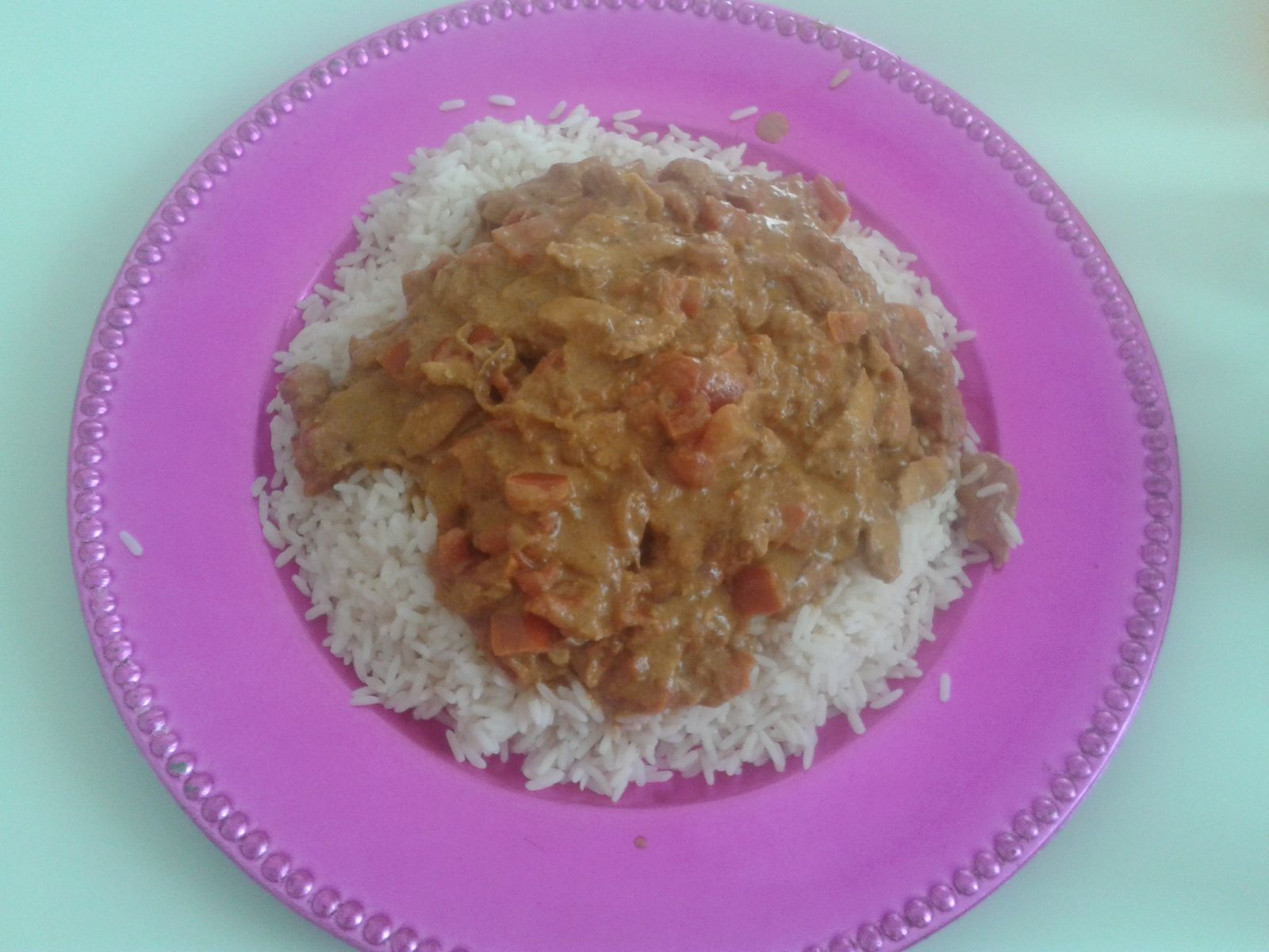 riz au curry
