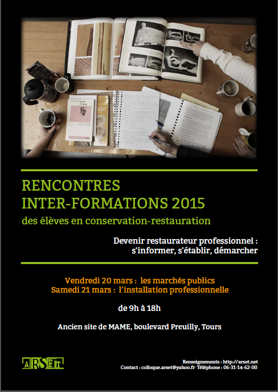 Rencontres Inter Formation 2015