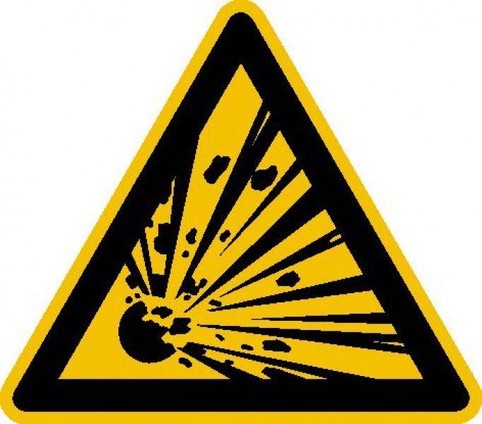 """Predigt am 14.8.16:  """"Vorsicht Explosion""""  (Jona 3)"""
