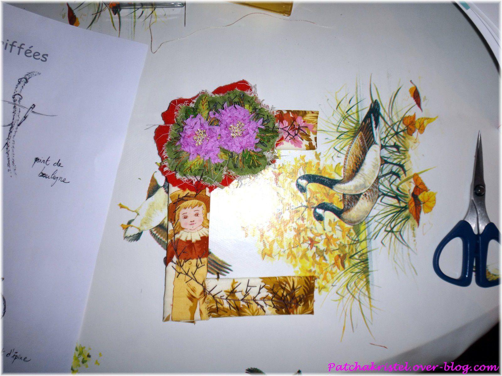 C comme charmant - en construction 4 (Les lettres créatives - Léa Stansal)