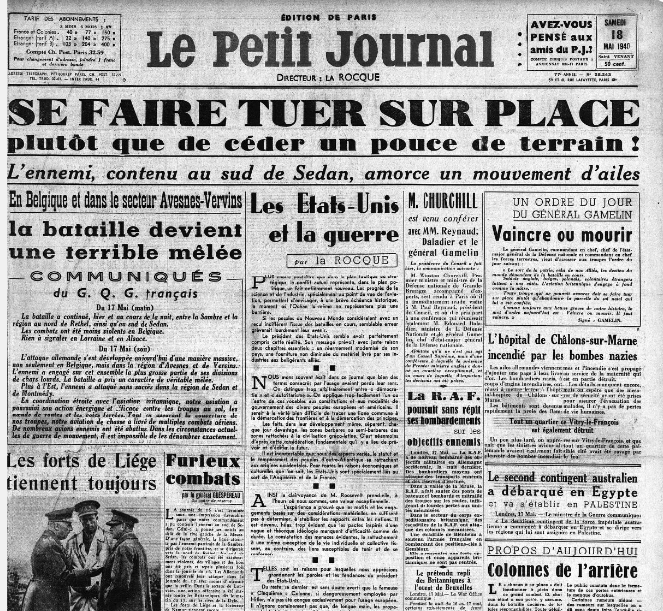le petit journal source gallica