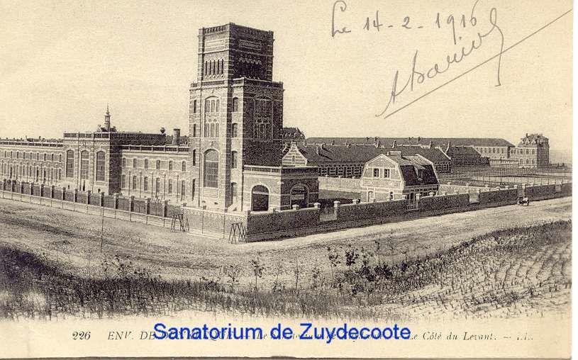 sanatorium de' Zuydecoote