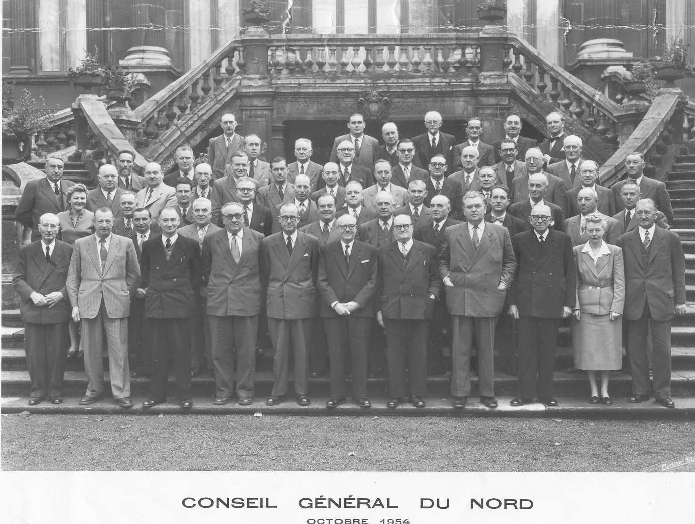 conseillers généraux du nord