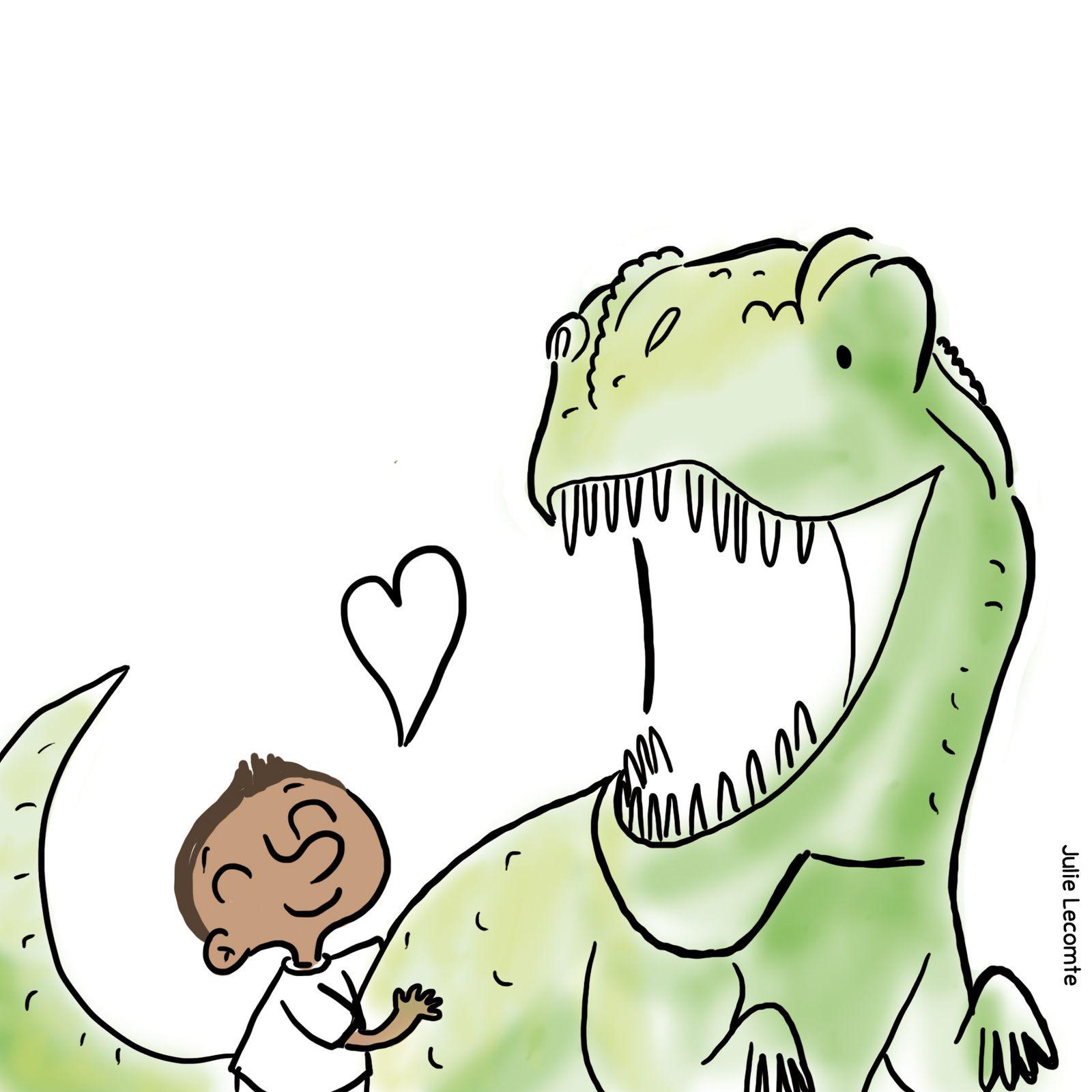 Le dictateur et les Dinosaures