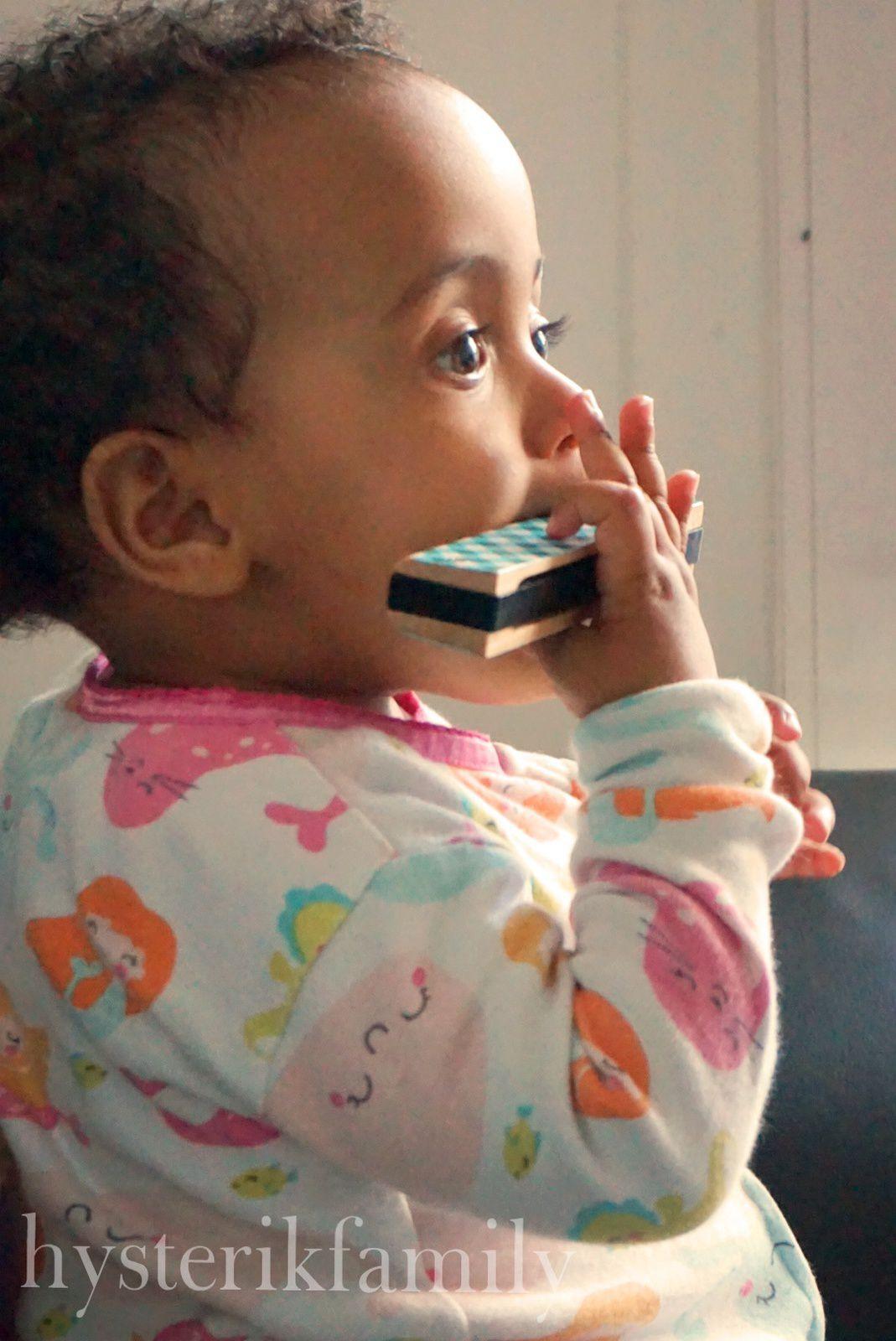 Eveil musical de bébé #2 : l'harmonica