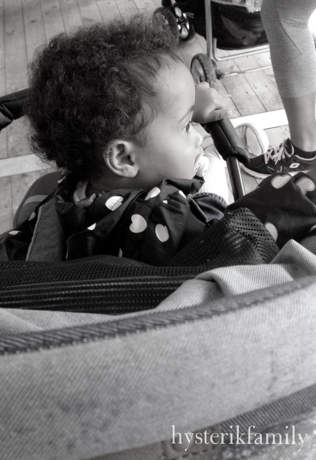 La fit poussette, où comment faire du sport avec bébé en poussette