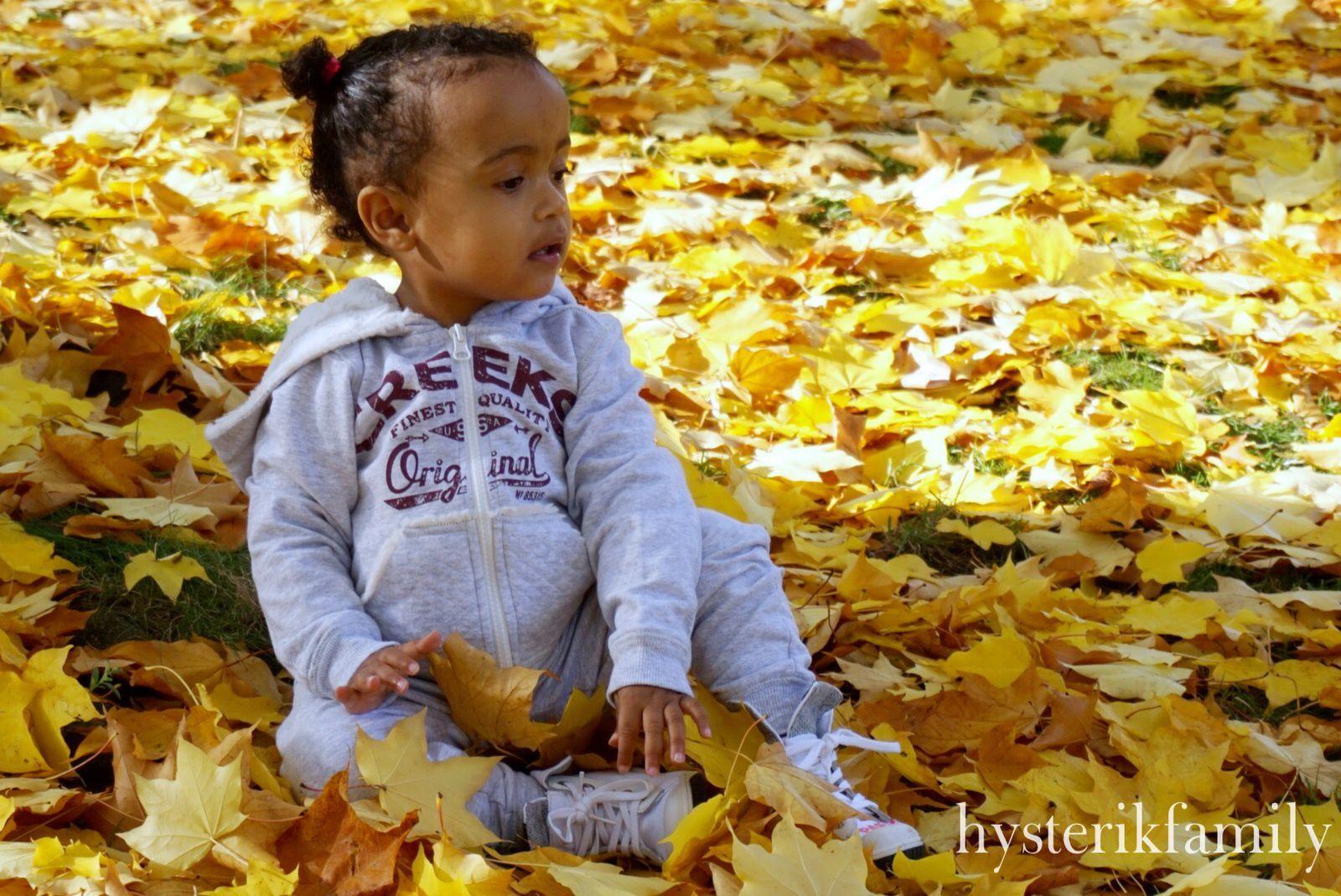 Mini look d'automne