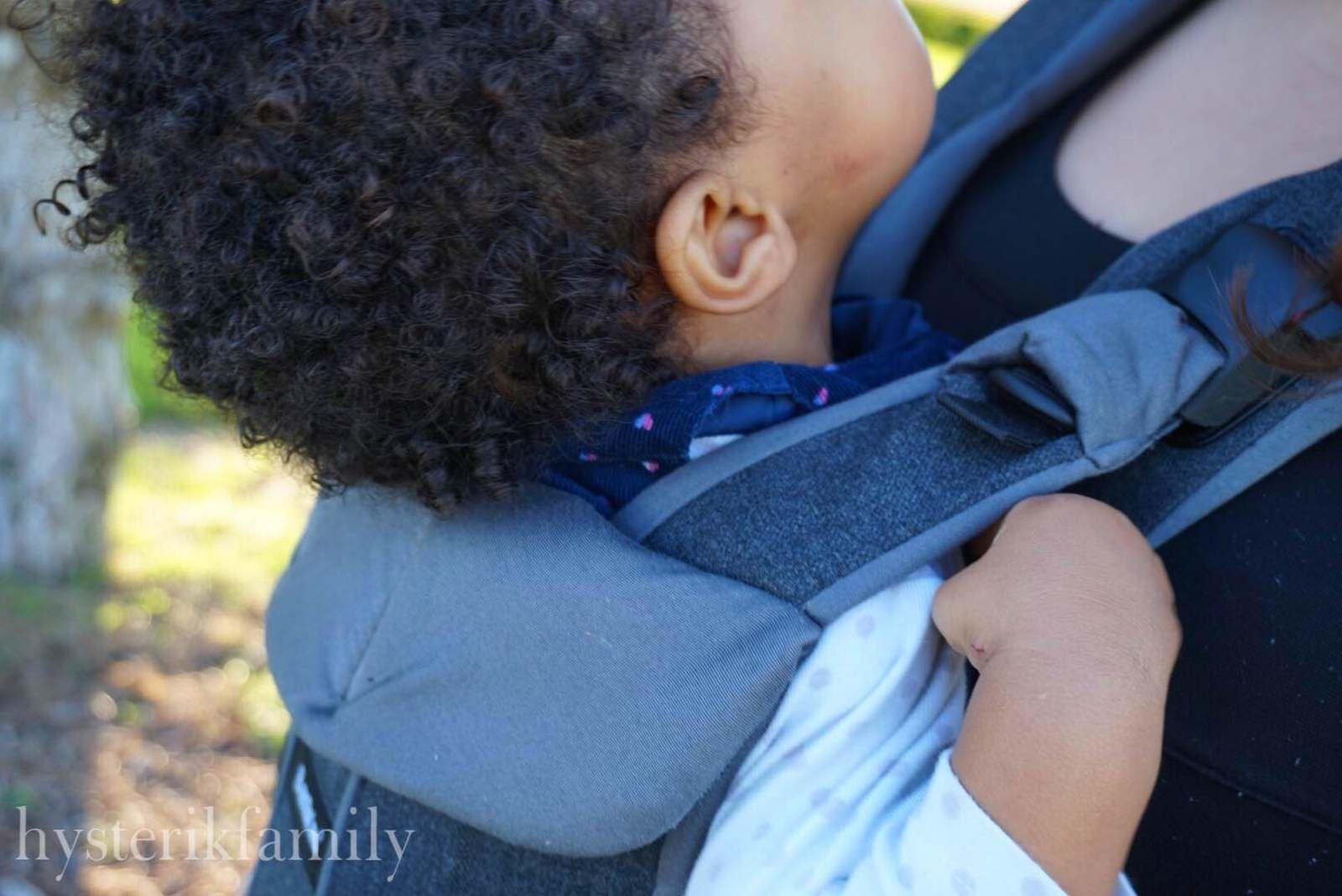 Le porte bébé One de Babybjörn [test et avis]