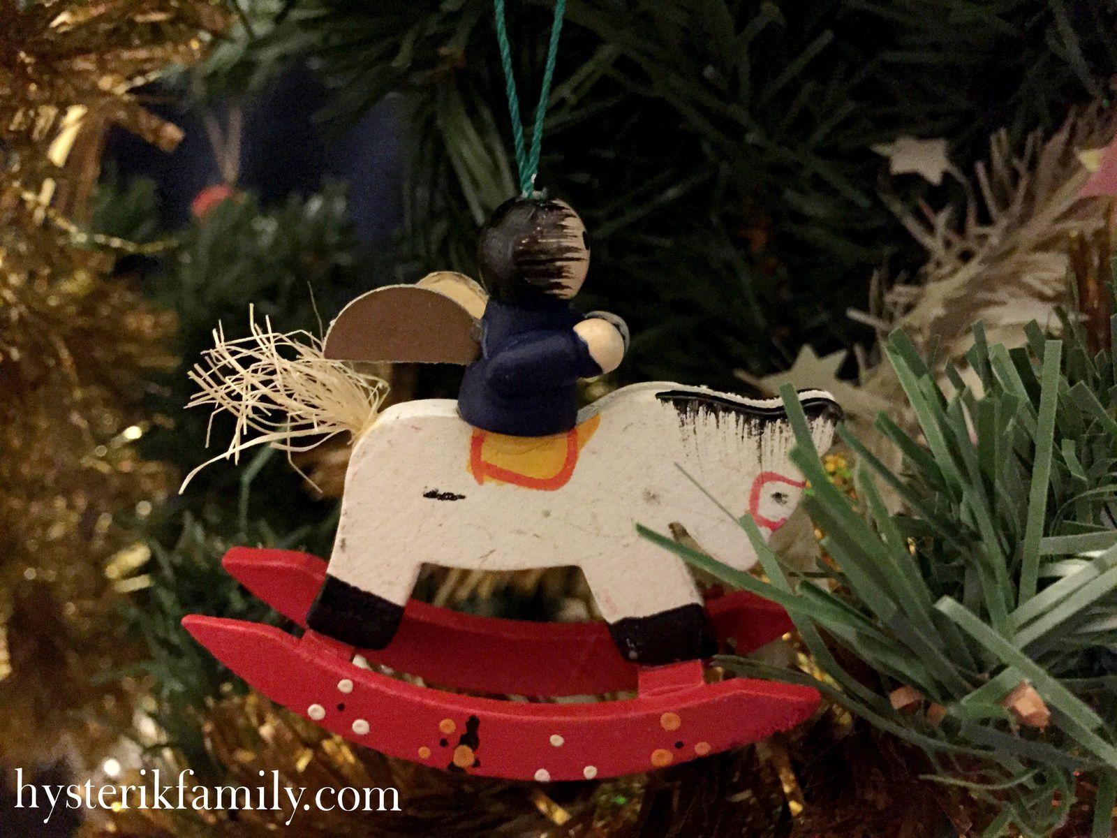 Notre sapin de Noël ...moche !