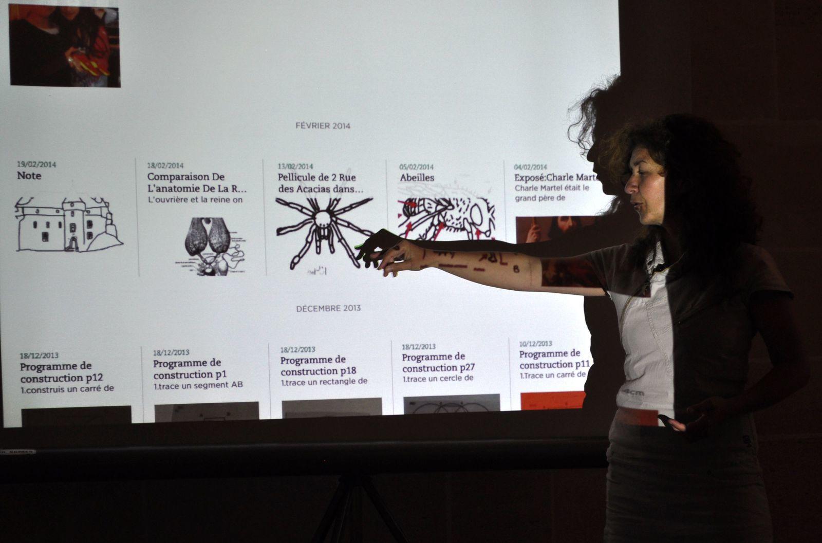 RObeez, les robots-insectes des CM1 de Creil