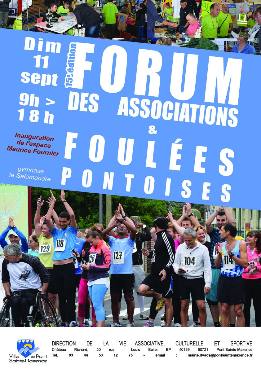 L'Agrion de l'Oise au Forum des Associations