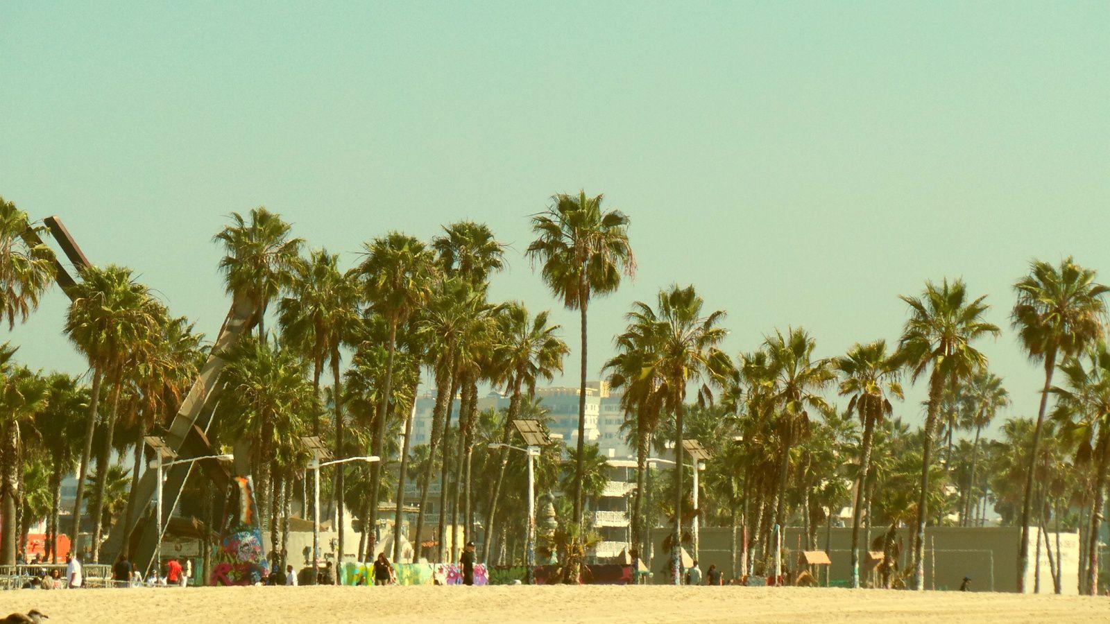 aaaaaaaah la californie !