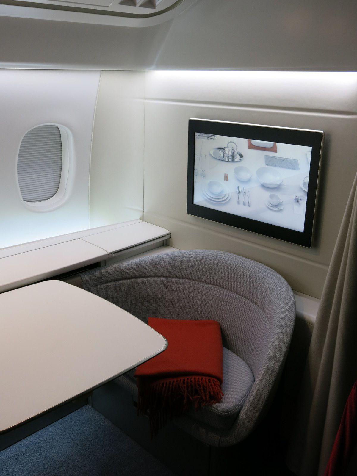 Montée en gamme d'Air France........ou comment faire du ciel le plus bel endroit de la terre !