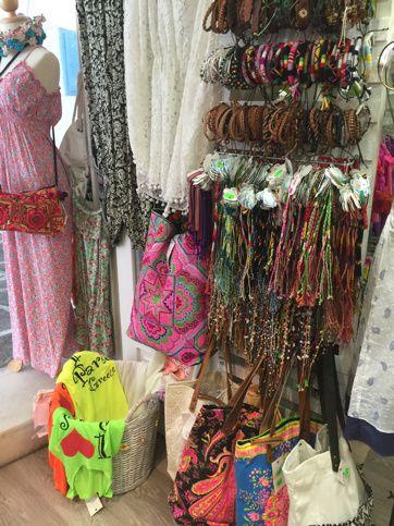 Mes meilleures adresses shopping à Naoussa, Paros