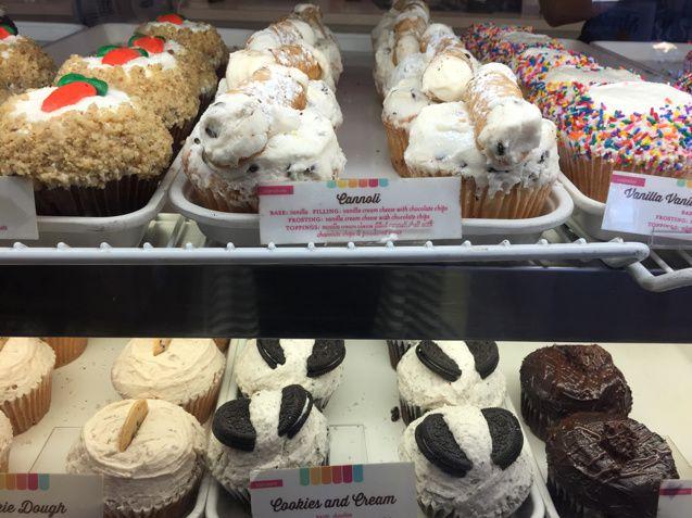 Pâtisseries et cupcakes originaux à New York