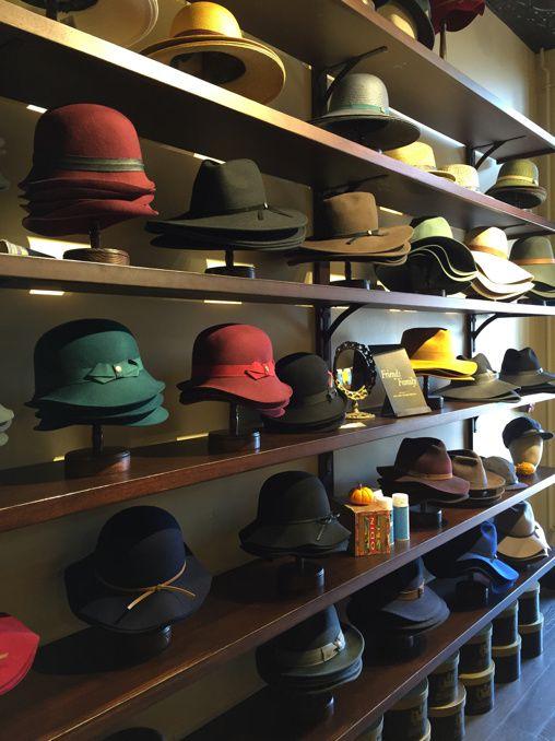 Chapeaux sur mesure à Washington
