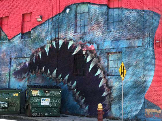 Street art à Détroit, une ville en pleine mutation après la crise des subprimes !