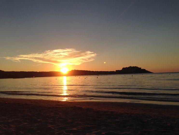 L'odeur de la plage de Calvi dans un parfum