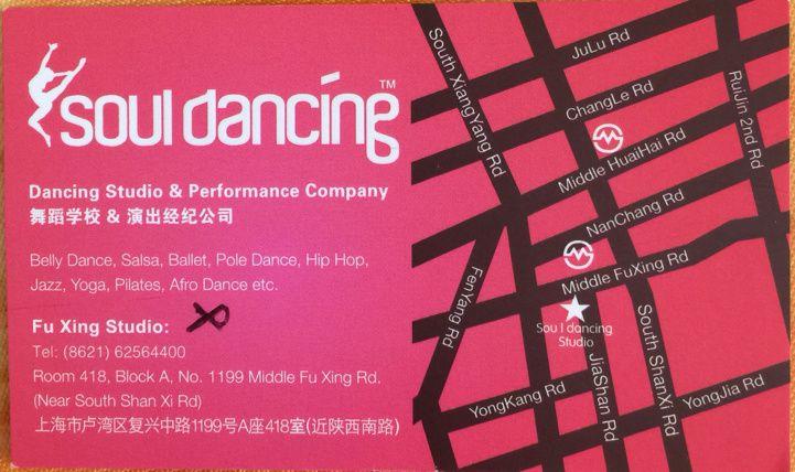 Faire de la pole dance à Shanghai / Pole dancing in Shanghaï.