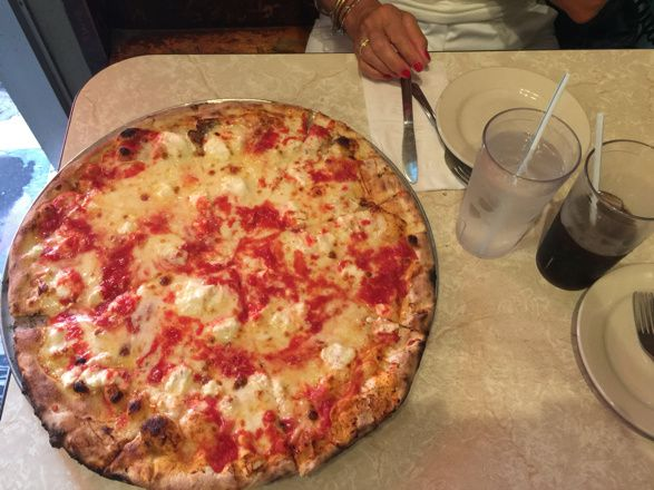Où manger une bonne pizza à NYC ?