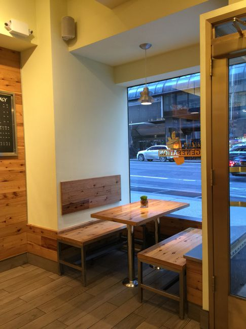 Bar à jus naturels à NYC �� healthy juices in NYC