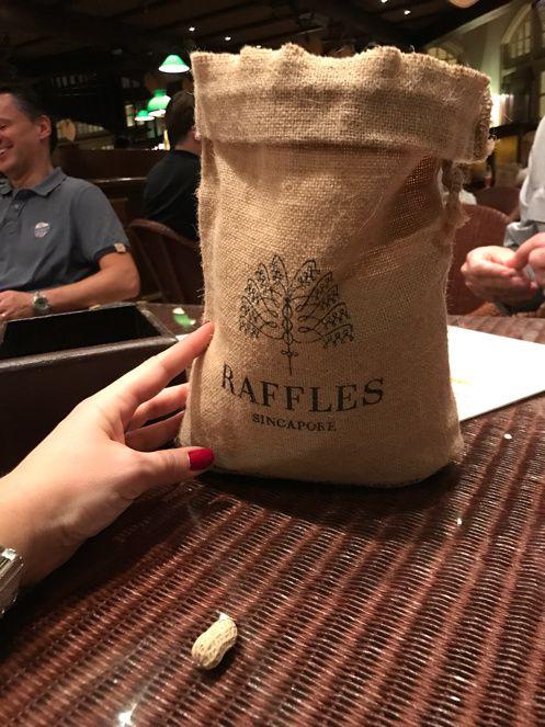 Hôtel et bar atypiques à Singapour