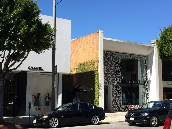 Déjeuner parmi les stars à Beverly Hills/ have a lunch in a luxury spot in Los Angeles, Beverly Hills.