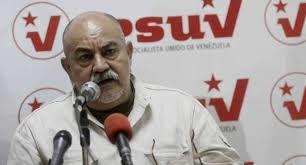 Dario Vivas, député socialiste et leader de la marche vénézuélienne pour Gaza.