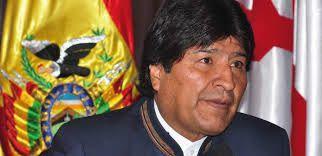 Le président bolivien Evo Morales s'est montré très offensif vis-à-vis d'Israël.
