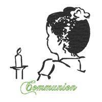 Communion - 1 modèle - 1 fichier Pes