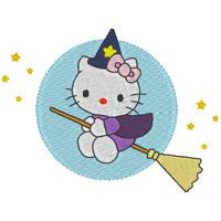 2014 - Semaine 5 - Hello Kitty - 8 fichiers PES