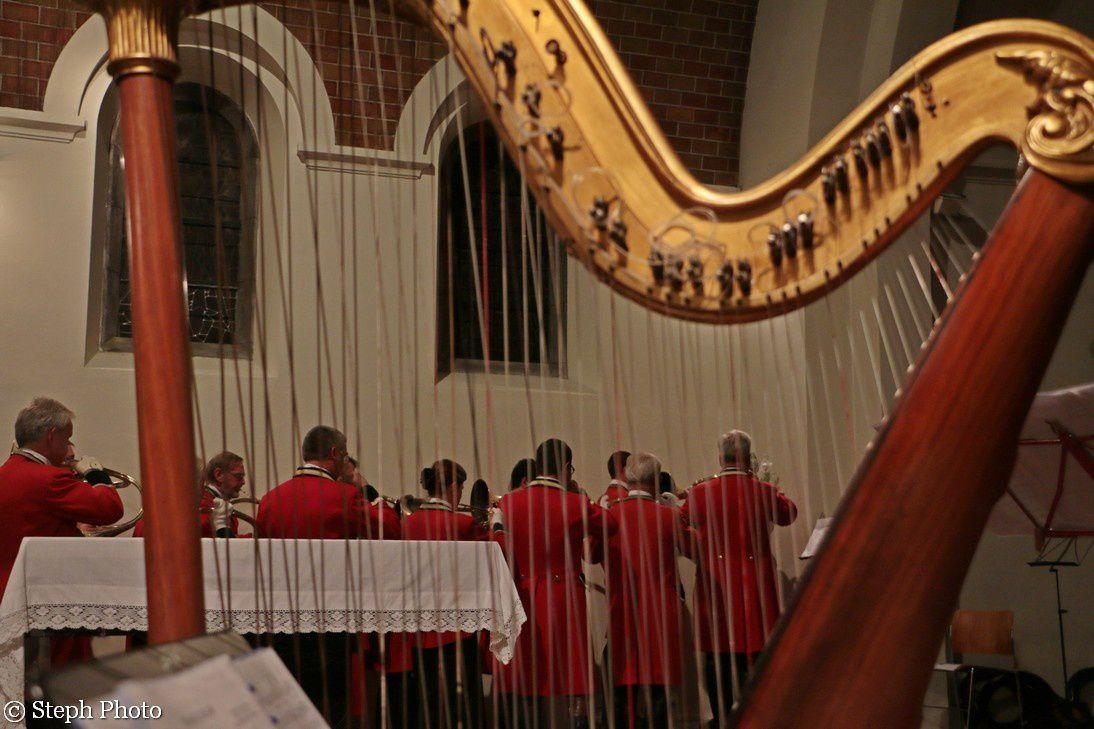 Concert à Villers-la-Ville
