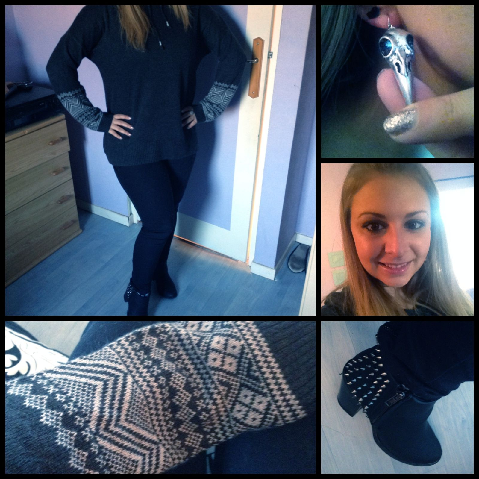 Tenue du week-end  &#x3B;)