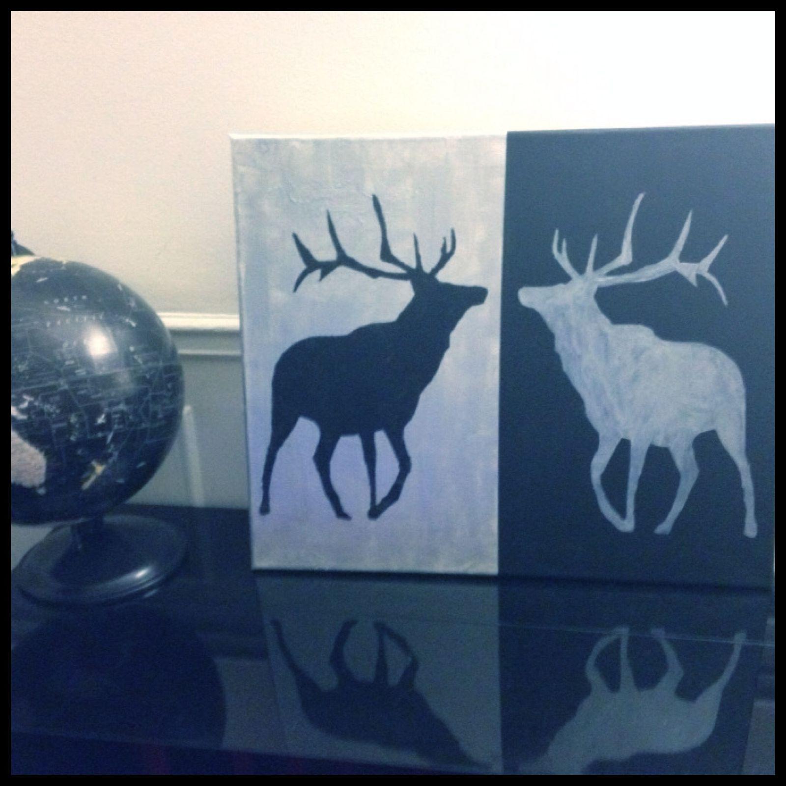 Création  d'un tableau pour Noël