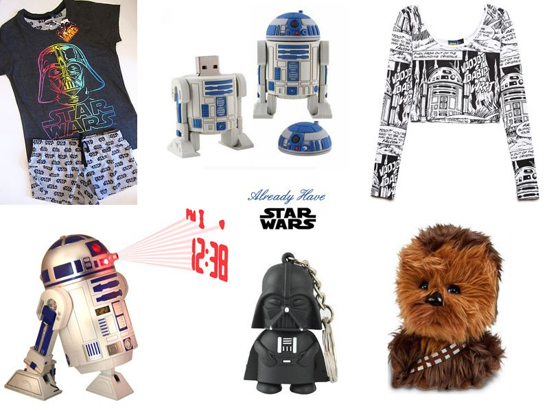 WishList Star Wars