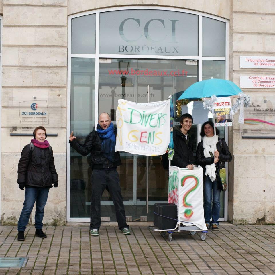 [Bordeaux - 9 février] Prochaine réunion de Divers Gens