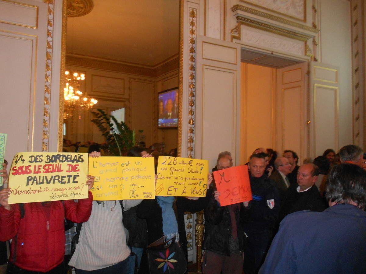 Bordeaux municipales : Le sacre du Roi