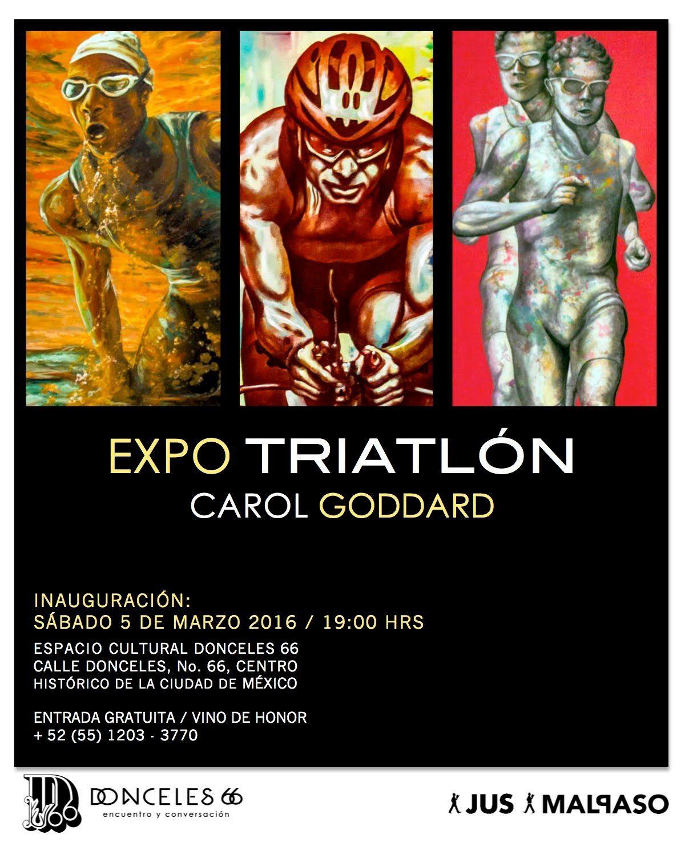 Carol Goddard expose bientôt à Mexico D.F.