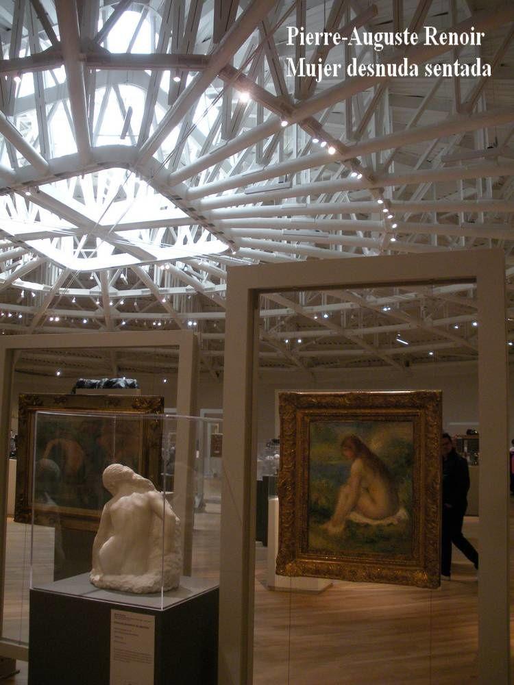 Merveilleux musée Soumaya, c'est un cadeau que d'en bénéficier à Mexico !