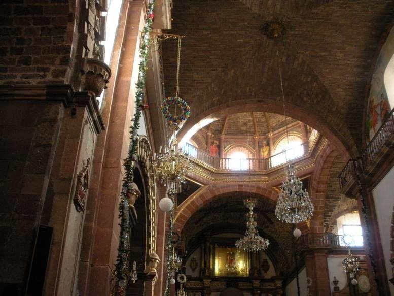 Les monuments religieux de San Miguel de Allende au patrimoine mondial de l'Unesco, une vraie référence