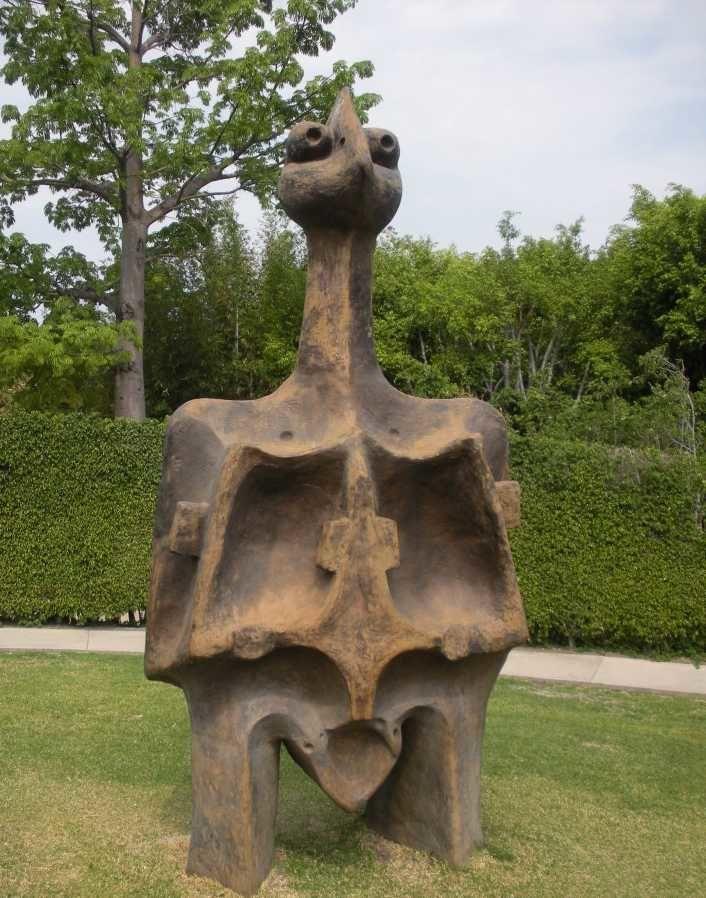 Un labyrinthe peuplé de sculptures dans les &quot&#x3B;Jardines de México&quot&#x3B;