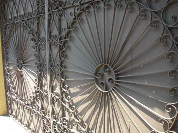 Sur le circuit des petits détails qui enjolivent les maisons de Cuernavaca