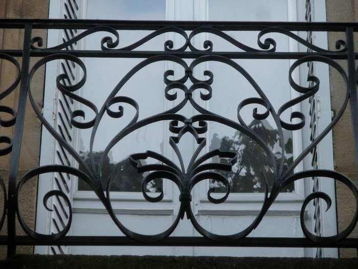 Les ferronneries parmi les chefs d'oeuvre du patrimoine d'Autun