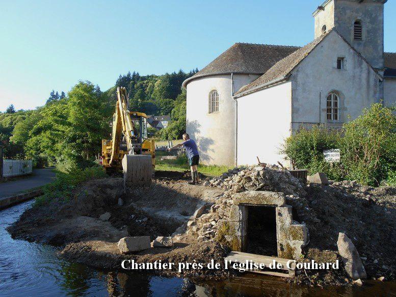 Sur les hauteurs d'Autun, un chantier citoyen !