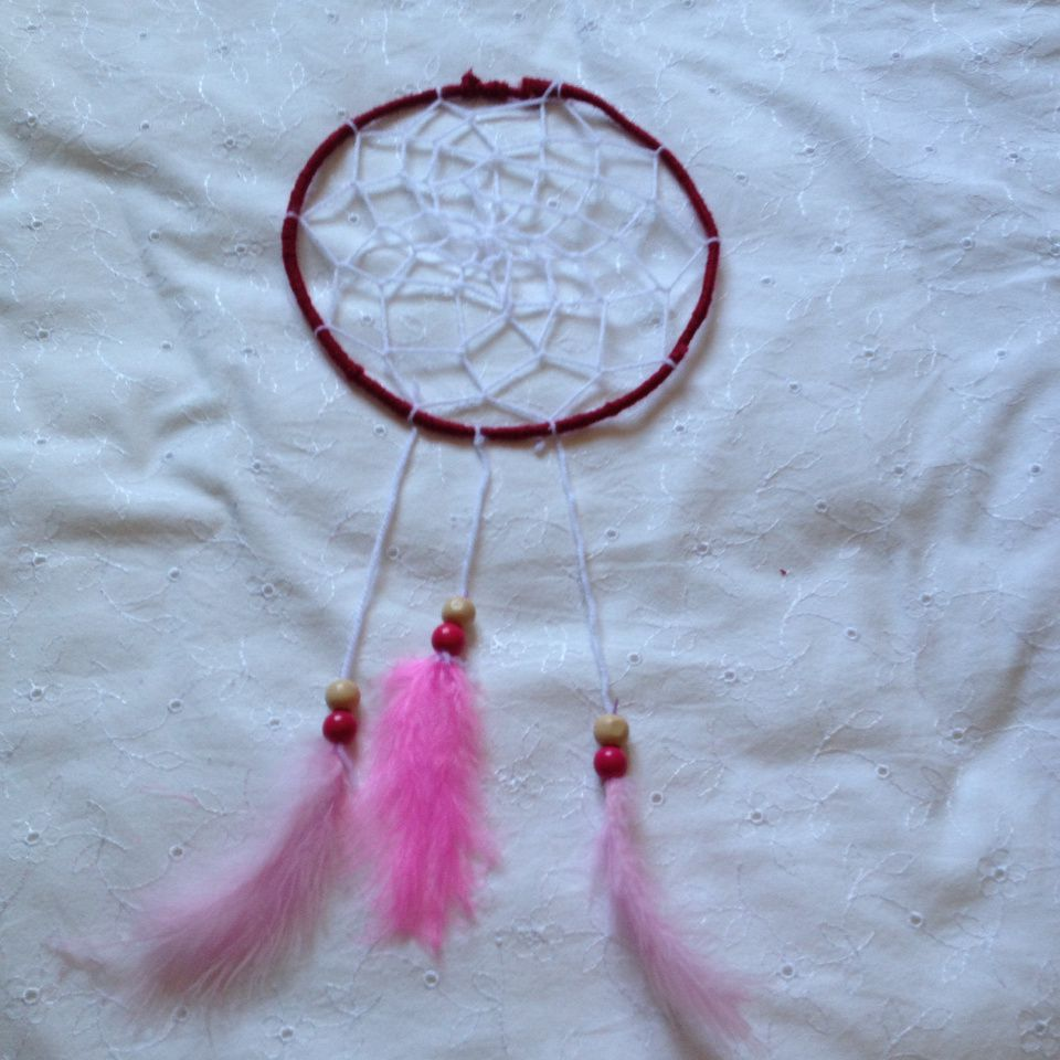 Diy : attrape rêves (dreamcatcher)
