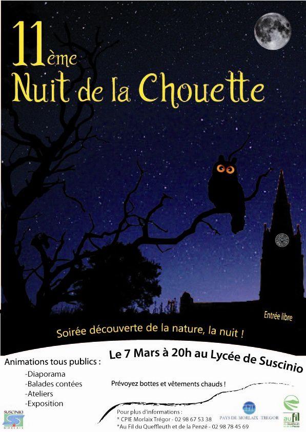 Nuit de la Chouette