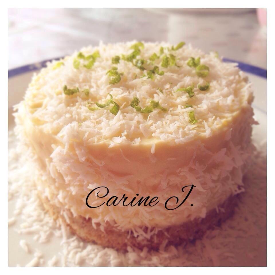 La je pense que Carine a rajouté de la gélatine ... j'attends tes commentaires !