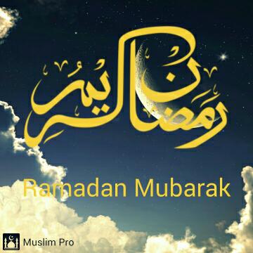 Le Ramadan est là ! !!  Hinda et Lili aussi !!!!!